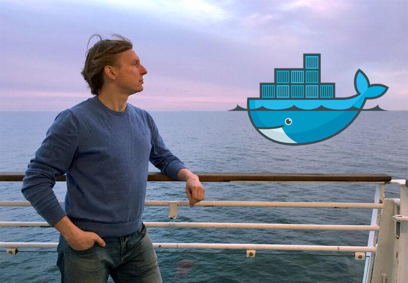 Docker mullistaa sovelluskehityksen kuin merikontit rahdin