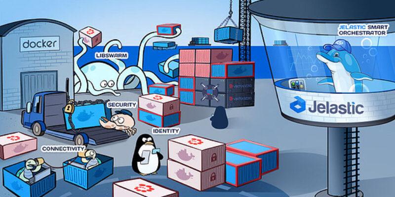 Näin lastaat Docker-kontit pilveen