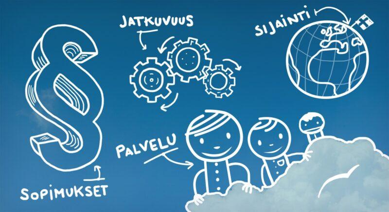Miksi websovellukset kannattaa hostata Suomessa – 3 syytä