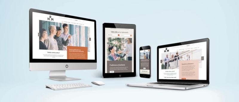 Miten päivität verkkosivusi 2020-luvulle?
