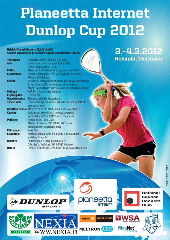 Planeetta Internet Dunlop Cup 2012